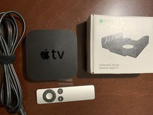 Apple TV (3rd Generation) Used for Sale in Houston, TX