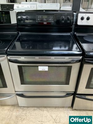 🚀🚀🚀Stainless Steel Electric Stove Oven Kenmore Delivery Available #921🚀🚀🚀 for Sale in Deltona, FL