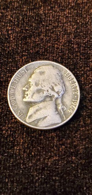Rare Black 1964 Jefferson Nickel for Sale in N REDNGTN BCH, FL