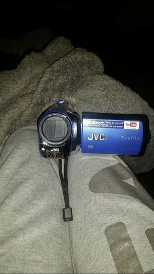 JVC Everio camcorder for Sale in Milwaukie, OR