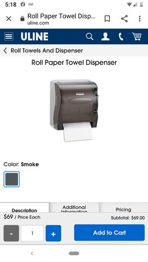 Kimberly-Clark Professional Dispenser for Sale in Harrisburg, PA
