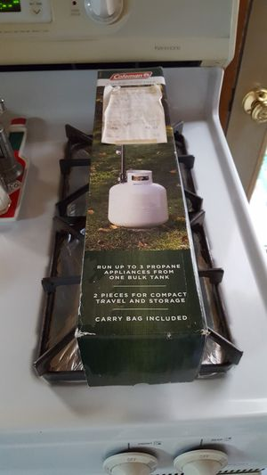 BRAND NEW IN BOX, COLEMEN PROPANE TREE. for Sale in Auburn, NY