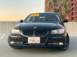 2008 BMW 3 SERIES 4DR SDN 335I RWD $1,000 DOWN!!! EVERYONE APPROVED!!! for Sale in Oceanside, CA