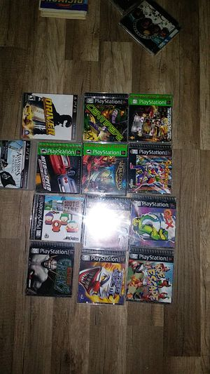 PlayStation 1 games, and PlayStation 3 games for Sale in Coconut Creek, FL