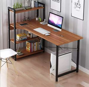 New desk with shelves for Sale in Tempe, AZ