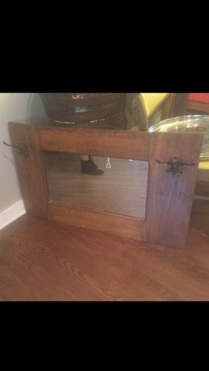 Antique Wall Mirror for Sale in Chicago, IL