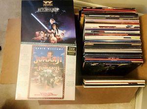 Huge Lot 56 Laserdisc Movies for Sale in Spring Hill, FL