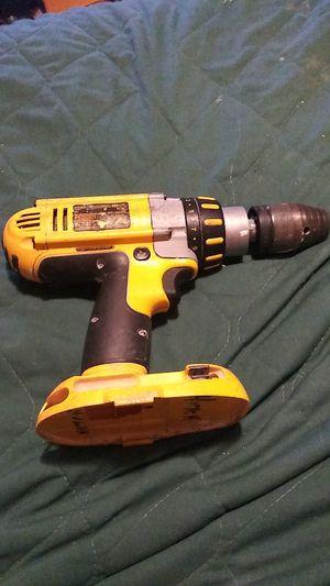 Dewalt 18 volt hammer drill for Sale in Oklahoma City, OK