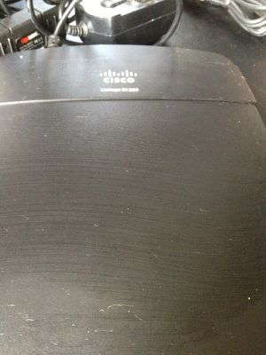 Linksys router for Sale in Tacoma, WA
