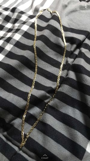 14k gold chain for Sale in El Paso, TX
