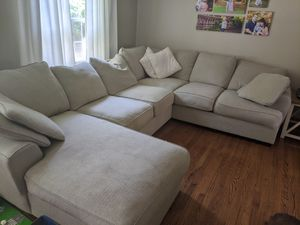 Macy's sectional for Sale in Pittsburgh, PA