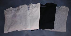 New men's FRUIT OF THE LOOM Heavy Cotton pullover sweatshirt LGG grande for Sale in Chula Vista, CA