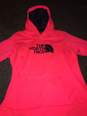 North face hoodie hot pink for Sale in Obetz, OH
