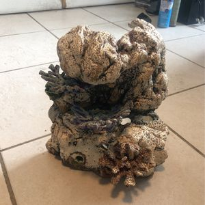 Faux Tank Reef Coral for Sale in Tarpon Springs, FL