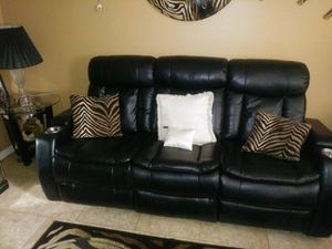 Couch, loveseat, coffee table two end tables for Sale in Merritt Island, FL
