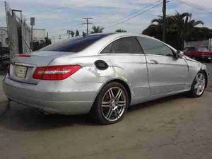 2010 Mercedes Benz E350 parting out for Sale in Los Angeles, CA