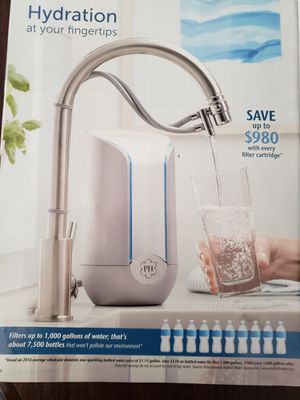 Princess House Water Filtration System - NEW for Sale in Rialto, CA