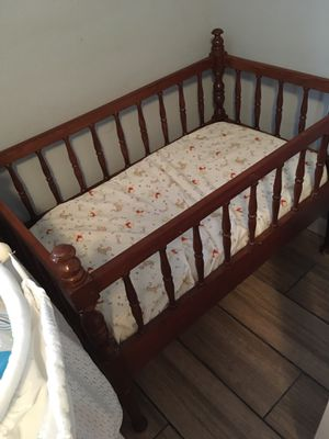 Antique baby bed for Sale in Gulfport, MS