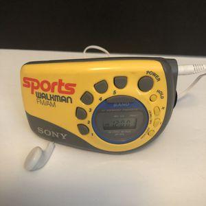 Sports Walkman By Sony for Sale in Roswell, GA