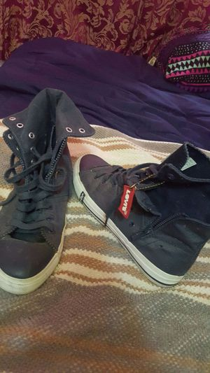 Levi's high top good condition only used couple times for Sale in Hyattsville, MD