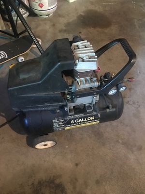 Air compressor $60 for Sale in Hollister, CA