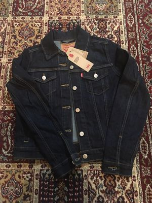 Levi's trucker jacket women small for Sale in Irving, TX