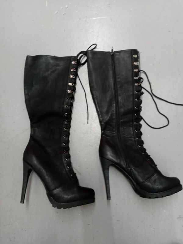 Aldo New Lace up boot size 11 ( Never used)
