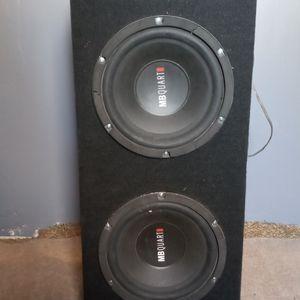 Both New for Sale in San Bernardino, CA