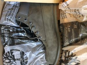 Timberlands grey for Sale in Concord, CA