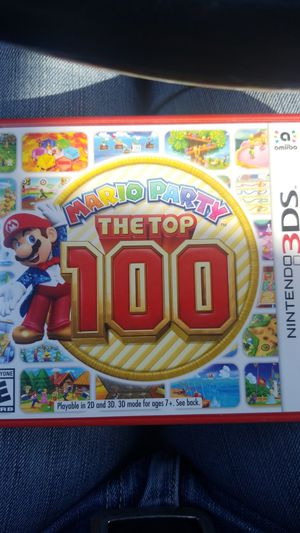 Mario Party 3DS game for Sale in Spring Valley, NV
