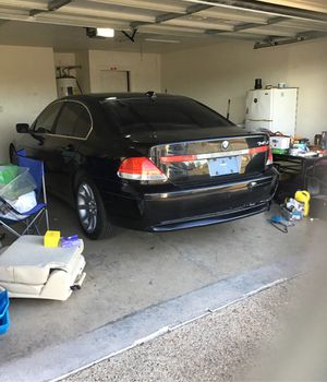 2003 bmw 745i for Sale in Temple, TX