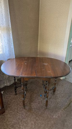Wood Table for Sale in Price, UT