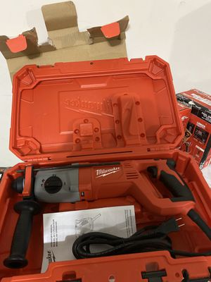 MILWAUKEE-HANDLE ROTARY HAMMER for Sale in Pflugerville, TX