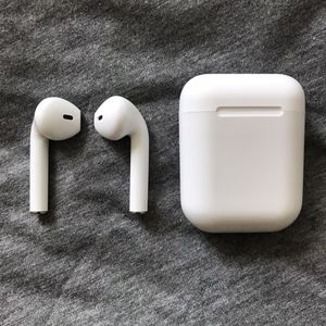 New Wireless Earbuds - White - like Apple AirPods for Sale in Fort Lauderdale, FL