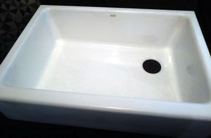 undermount cast iron sink for Sale in Fresno, CA