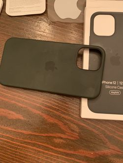 Apple iPhone 12 Pro Silicone Case With Magsafe for Sale in Gibsonia,  PA