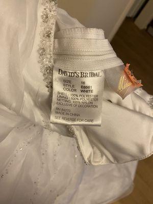 Wedding dress for Sale in Johnson City, TN