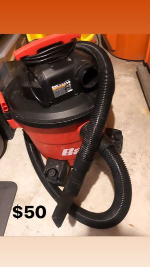 Dry wet vacuum for Sale in Woburn, MA