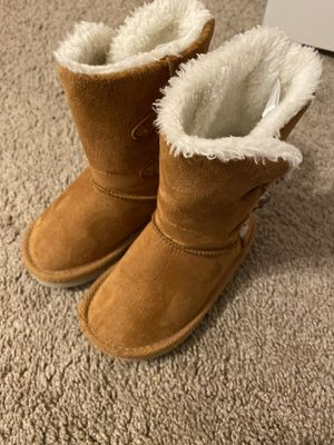 Toddler boots for Sale in Fresno, CA
