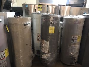 NEW AND USED WATER HEATERS for Sale in Whittier, CA