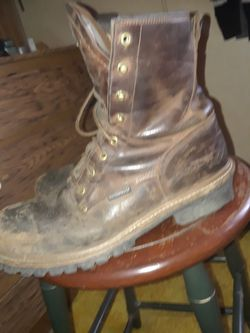 Carolinas work boots for Sale in Linden,  PA