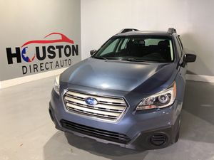 2015 Subaru Outback for Sale in Houston, TX