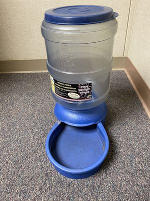 Dog Food feeding System for Sale in SACRAMENTO, CA