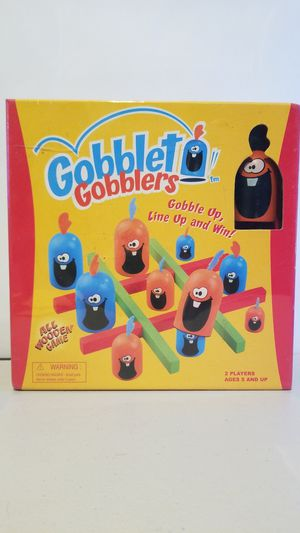 Gobblet Gobblers board game kids new in box for Sale in Phoenix, AZ