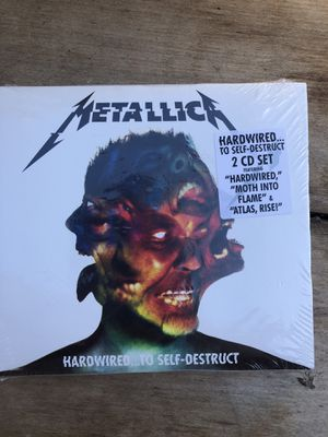 Metallica Hardwired New Wrapped 2 CD set for Sale in Dana Point, CA