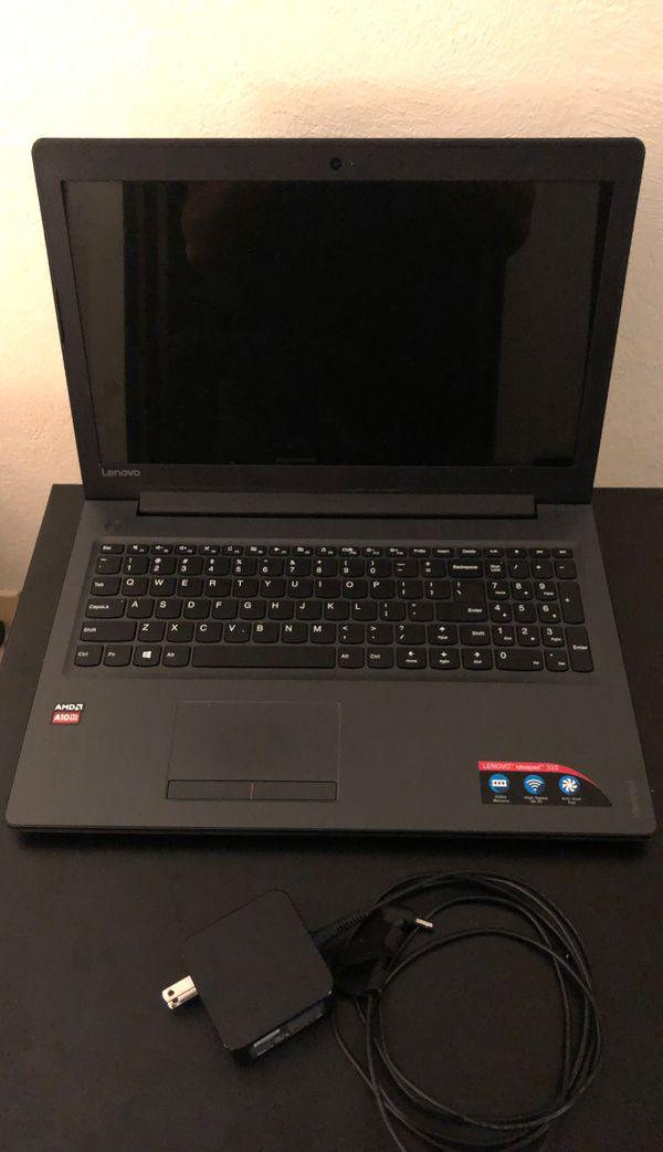 "Lenovo Laptop 15.6"" 8GBRAM 1Tb HDD"