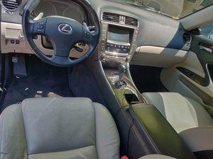 2009 Lexus IS 250 for Sale in Nashville, TN