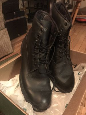 Timberland Boots- Black -Size 13 - Gently used. for Sale in Forest Heights, MD