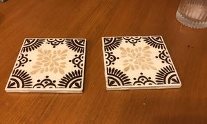 Coasters Ceramic. $15. Delivery or pick up. for Sale in West Hollywood, CA