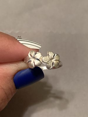Adjustable silver ring for Sale in Whittier, CA